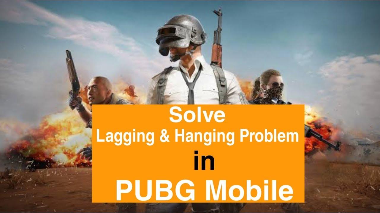 Pubg Lag Fix Android