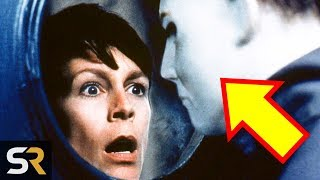 25 Horror Movie Easter Eggs Too Terrifying To Notice