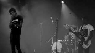 Cerebral Ballzy - Puke song || live @Pukkelpop #pkp13 || 16-08-2013