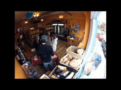 Good To Go! +  Wide Awake Bakery + Sim Redmond Band = NaturalBakedMarketTunes!