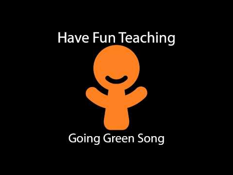 Going Green Song (Learn Reduce, Reuse, Recycle for Kids - Audio)