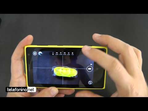 Nokia Lumia 1020 videoreview da Telefonino.net