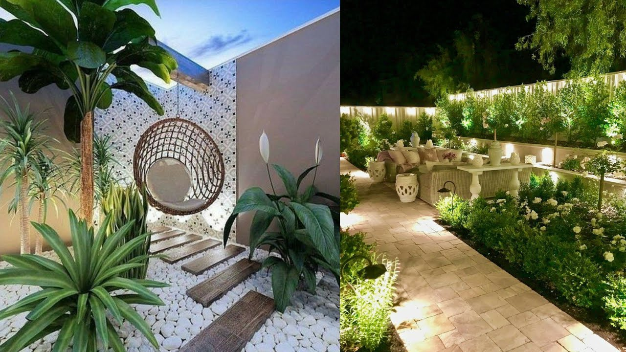 150 Small Garden Landscaping Ideas Home Garden Design Ideas 2021 Youtube