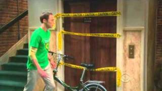The big bang theory - Sheldon is screwed