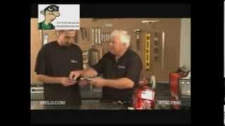 видео Подготовка деталей из алюминиевых сплавов к сварке