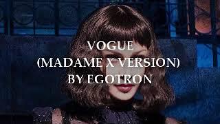 Madonna - Vogue (Madame X Tour Studio Version)
