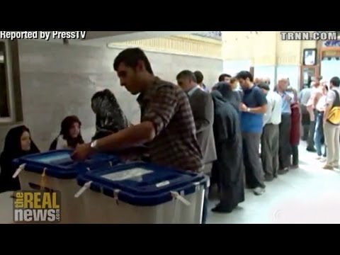 High Turnout, Rise of Centrist Candidates Mark Iran Pres. Election