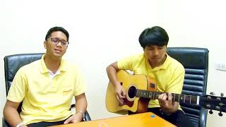 ฉันเห็น (The Reason) - Nat Sakdatorn [Cover by golfsurachai.p)