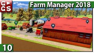 FARM MANAGER 2018 🐄 Release Version und alte Map ► #10 Preview deutsch german