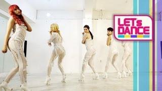 Let's Dance: Rania(라니아)_JUST GO(저스트 고) [ENG SUB] Mp3