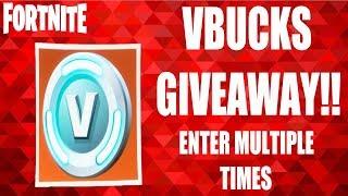 Saison 8 Fortnite V Bucks Giveaway. Entrez plusieurs fois. Détails dans Description.
