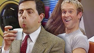 COFFEE Bean  Mr Bean Full Episodes  Mr Bean Official