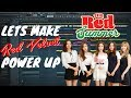 Let's make the beat from Red Velvet - Power Up