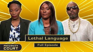 Lethal Language: 5 Words Shatter Perfectly Happy Family (Full Episode)   Paternity Court