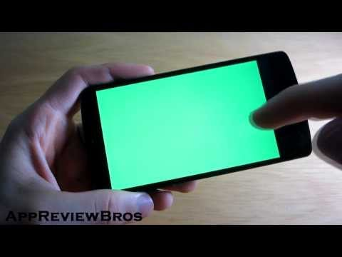 How to Detect Dead Pixels on Nexus 5 or Any Android Phone