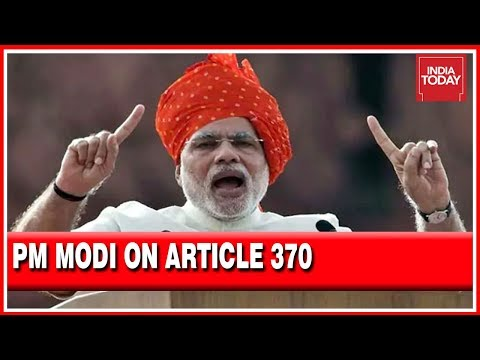 'J&K Is An Integral Part Of India' PM Modi On Article 370 In Kathua Mega Rally