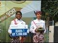 Bregodo Bara Manggala Budaya SMKN 3 Yogyakarta Juara 1 Festival Bregada Siswamadya DIY