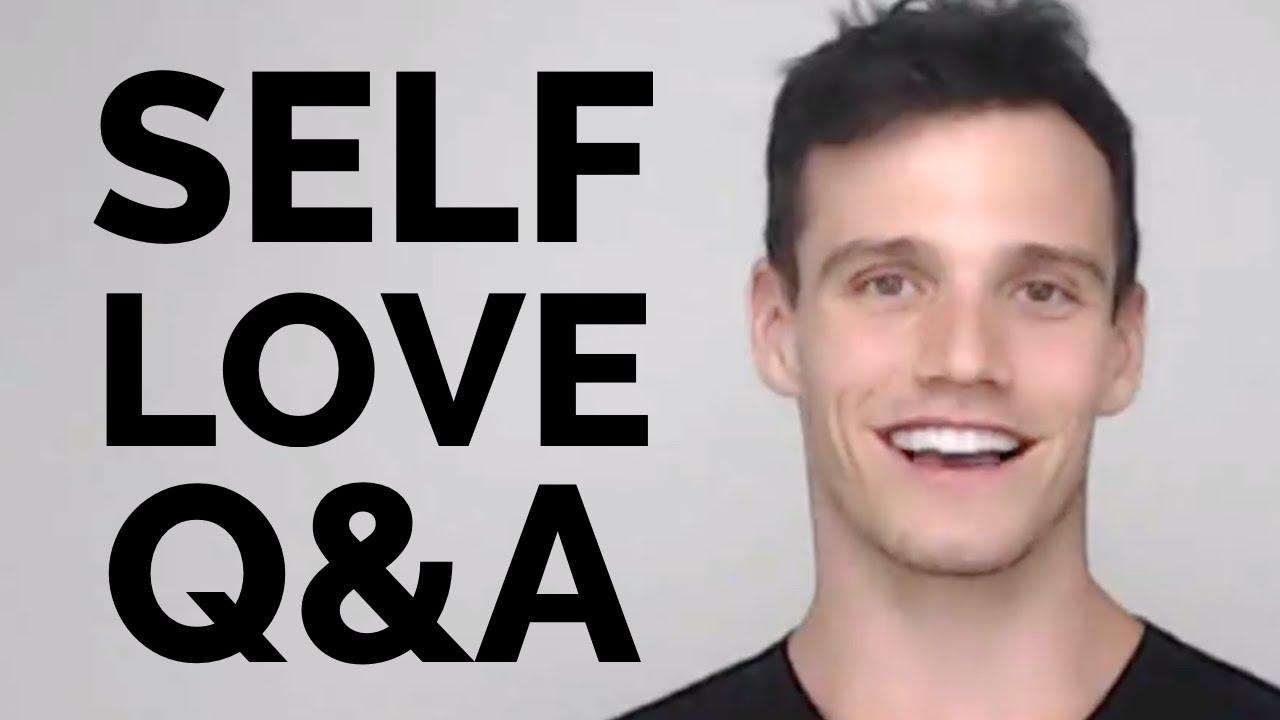 Male self love