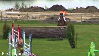 Valdano at RMC II in the 1.20m Jumper.