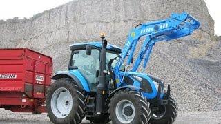 Field test: Landini C6-130C tractor
