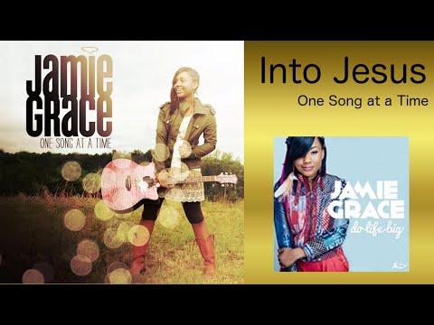 Into Jesus with lyrics
