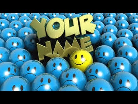 How to make your name wallpaper   YouTube How to make your name wallpaper