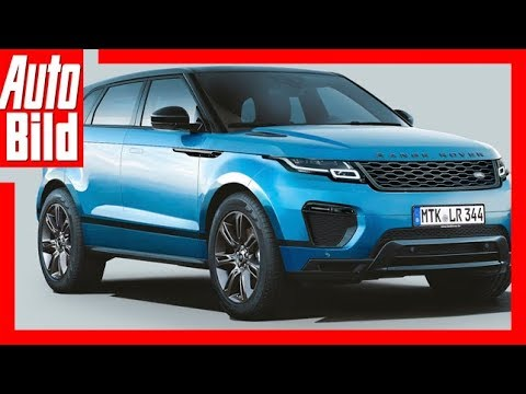 zukunftsaussicht range rover evoque 2019 details erkl rung youtube. Black Bedroom Furniture Sets. Home Design Ideas