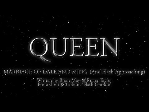 Queen - Marriage Of Dale And Ming (And Flash Approaching) (Official Montage Video)