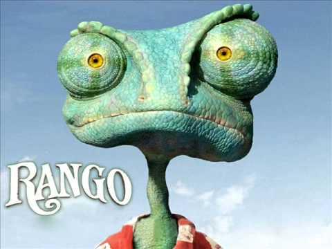 Los Lobos - Rango Theme Song