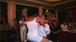 невеста ого-го! Прикол на свадьбе