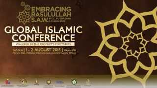 Embracing Rasulullah - Global Islamic Conference