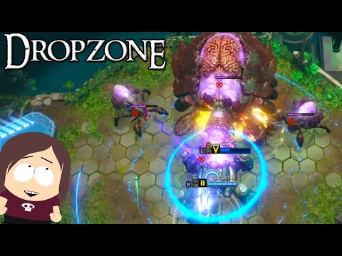 [Early Access] Dropzone || First Impressions || Unique Multiplayer Online Battle Arena