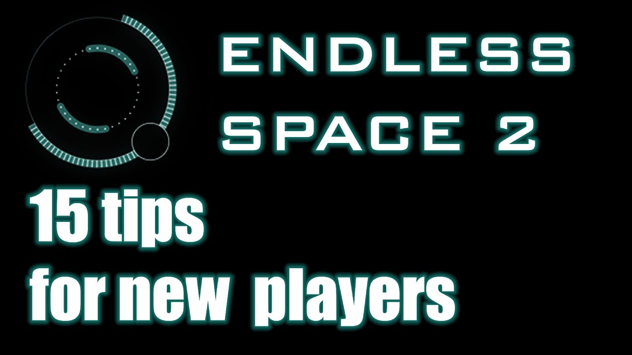 endless space 2 tipps