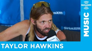 Taylor Hawkins Talks Cover Songs No One Should Cover and Teachable Moments with Alt Nation