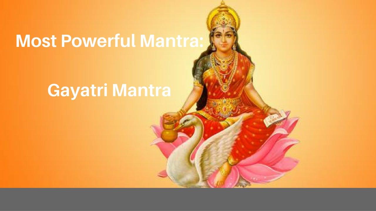 Download Most Powerful Mantra Ever! | Gayatri Mantra | Sarva Dharma |