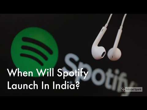 When WIll Spotify Launch In India? Mp3