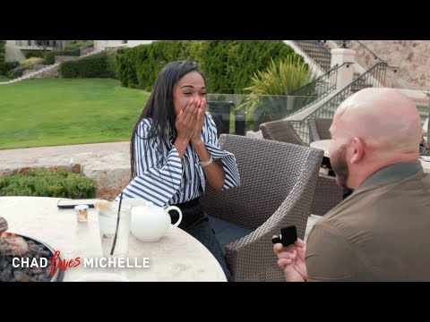 Chad Johnson's Surprise Proposal to Michelle Williams | Chad Loves Michelle | Oprah Winfrey Network Mp3