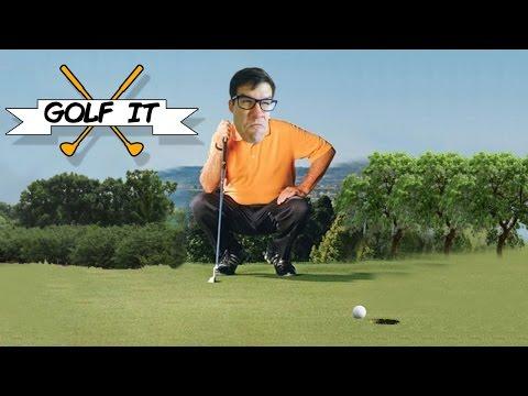 SLOPPY STROKES - Golf It! Gameplay Part 2