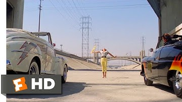 Grease (1978) - Thunder Road Race Scene (10/10)   Movieclips