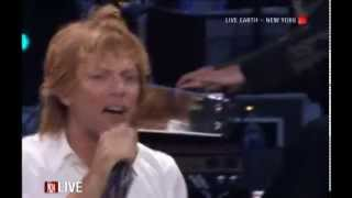 Bon Jovi - It's My Life (2007 Live Earth New York)