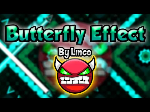 NINE CIRCLES AGUA! Geometry Dash [2.0] (Demon) - Butterfly Effect by Linco - GuitarHeroStyles