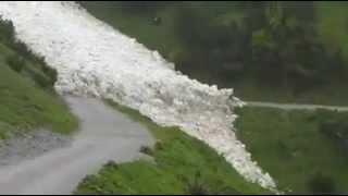 Vidéo avalanche autriche Thumbnail
