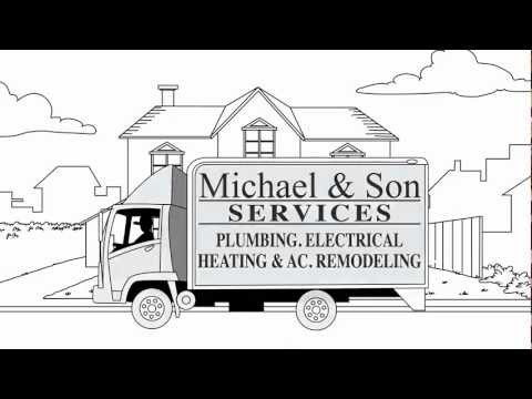 Michael and Son Services Jingle created by ESB Advertising