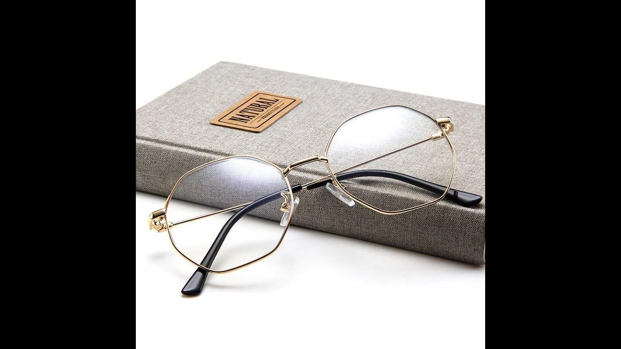 8570bddda4c 2019 Korean Style Women'S Eyeglasses Glasses Lunette Lens Color Cat 4  Irregular Shape Full Rim Metal TA61 Www. BOTERN From Cn110910768, $7.29 |  DHgate.Com