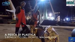 A pesca di Plastica - il primo sbarco