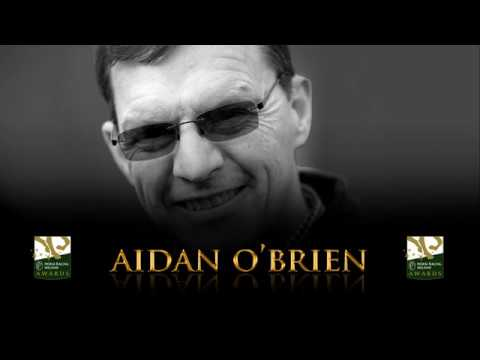 Aidan O'Brien | Contribution to the Industry Award | HRI Awards 2017