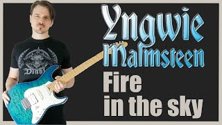 Ice N Fire Malmsteen