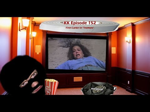 KK Ep 152  Finn Carter Ties Herself Up!