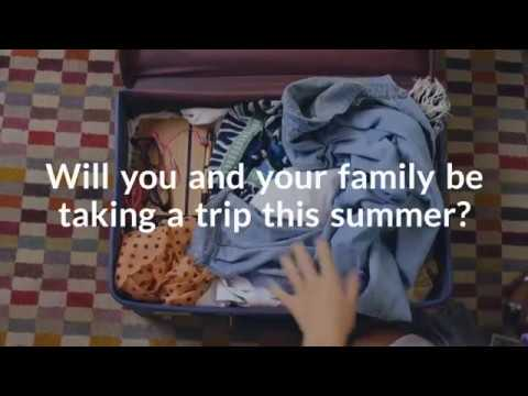 Summer Safety Tips For Travel!