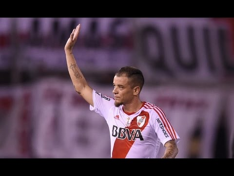 Andres D'alessandro  ● River Plate  ● Magical Skills 2016 HD